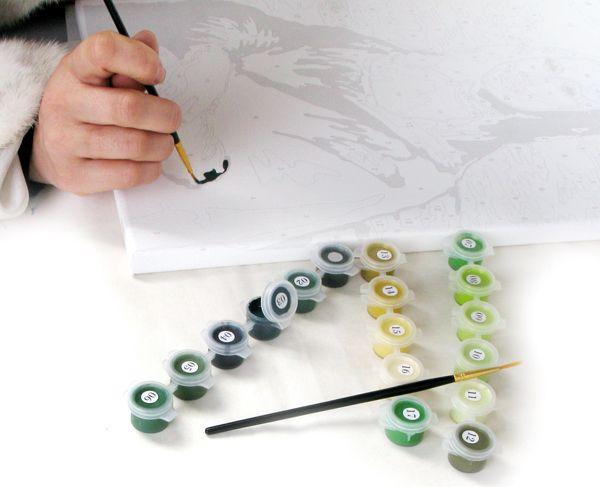 Нарисуй картину своими руками