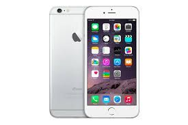 Купить iPhone 6 Plus 128Gb Silver LTE в СПб