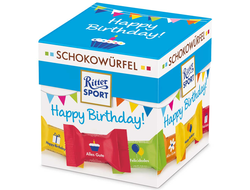 Ritter Sport Happy Birthday