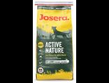 Корм для взрослых собак Josera Active Nature с повышенным содержанием мяса, 15 кг, Протеин – 26%, Жир – 16%, производство Германия