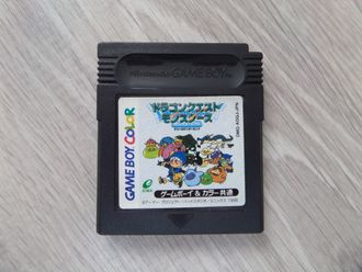 Dragon Warrior Monsters для Game Boy Color