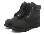 Ботинки Timberland 10061 SHOES BLACK LEATHER