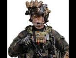 ПРЕДЗАКАЗ - Немецкий спецназ  - Коллекционная фигурка 1/6 KSK KOMMANDO SPEZIALKRÄFTE - ASSAULTER (DAM 78037) - DAMToys