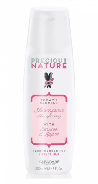 Шампунь для сухих волос ALFAPARF PRECIOUS NATURE SHAMPOO FOR DRY & THIRSTY HAIR 250 МЛ