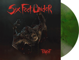 SIX FEET UNDER Torment LP CANNABIS GREEN