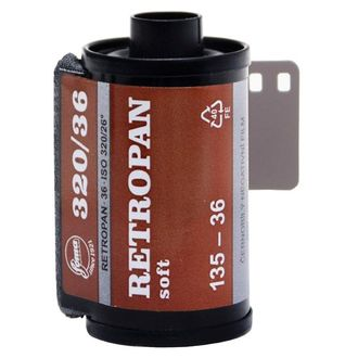 (высылается из Калининграда на ваш адрес) Фотопленка FOMA RETROPAN 320 soft 135 36 кадров