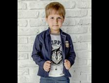 Пиджак для мальчика А074.