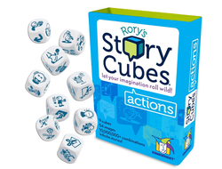 Rory's Story Cube ( Actions-edition)