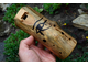 Wooden ocarina in B tuned in Arabic scale