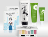 ARTISTRY STUDIO Parisian Style Edition Набор «Shimmering Watercolors» с подсветкой для селфи	 ARTISTRY STUDIO Parisian Style