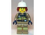 Fire Fighter, Female - Freya McCloud, n/a (cty1113)