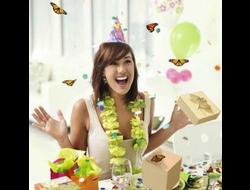 ПОДАРИ живую бабочку (на день рождения, свадьбу и другой праздник)