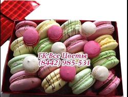 Пироженое Макаруни (Макаруны в наборе в коробке)
