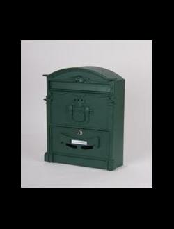 Почтовый ящик зелёный