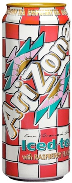 Напиток Arizona Raspberry Tea 0,68л(США)