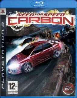 Need for Speed Carbon (диск для PS3)