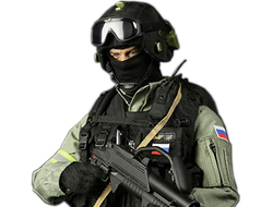 "Спецназ ""Альфа"" - КОЛЛЕКЦИОННАЯ ФИГУРКА 1/6 Russian Spetsnaz - FSB Alfa Group 3.0 Green Exclusive Ver. (M-069 A) - SUPER MC TOYS"