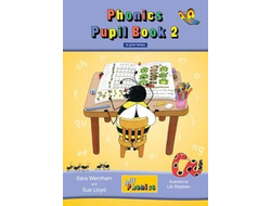 Jolly Phonics Pupil Book 2 (colour edition) in Print Letters