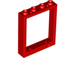 Door Frame 1 x 4 x 4 (Lift), Red (6154 / 4262009)
