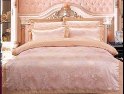 Артикул H030. Элитное постельное белье на 100% хлопковой основе с использованием шелковой нити,декорировано вышивкой