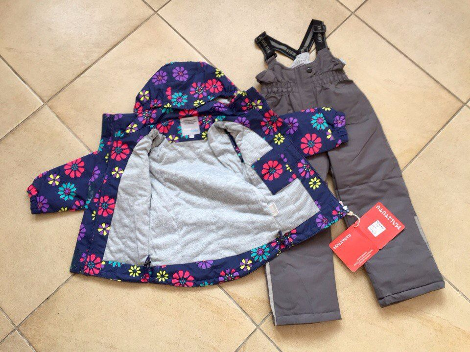 Демисезонная одежда Malitutu