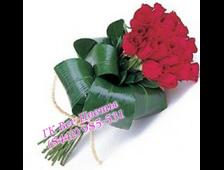 Букет Страстный Красный 25 красных роз