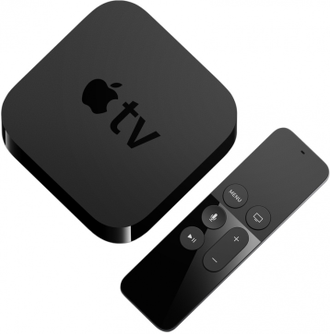 Apple TV 64GB (MLNC2LL/A) Черный
