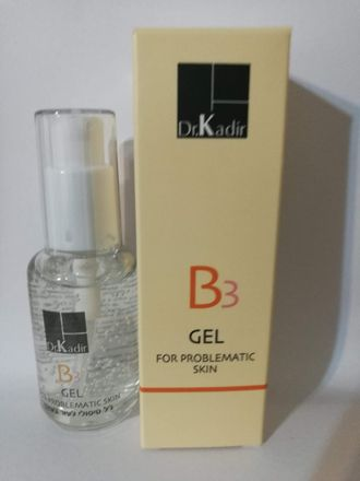B3 Treatment gel 30 ml