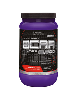 Ultimate Nutrition Flavored BCAA Powder 457 гр (60 порций)