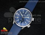 Aquatimer Automatic Vintage 1967 Blue