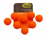 Texno EVA Balls 14mm orange уп/8шт