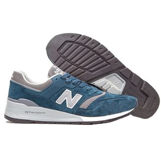 New Balance 997 Blue/Grey/White (47-50)