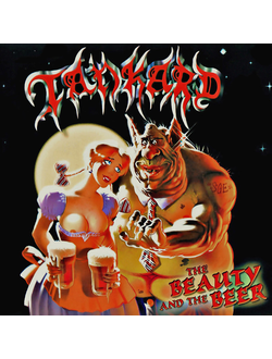 TANKARD - The Beauty And The Beer CD