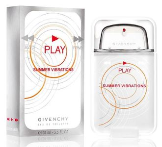 Givenchy Play Summer Vibrations 100ml
