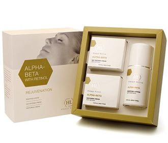 ALPHA-BETA & RETINOL Rejuvenation Set Набор