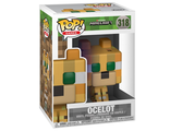 Фигурка Funko POP! Minecraft Ocelot