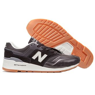 New Balance 997 Black/Gum (47-50) арт-014