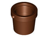 Container, Bucket 1 x 1 x 1, Reddish Brown (95343 / 4626196)