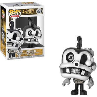 Фигурка Funko POP! Vinyl: Games: BATIM: Fisher