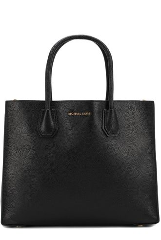 Сумка Michael Kors Mercer Black / Чёрная