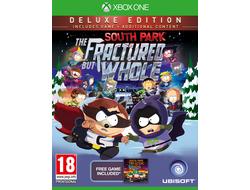 Игра South Park: The Fractured but Whole + Stick Of Trurh (2 в 1)  для Xbox One