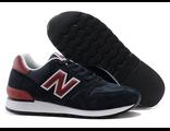 Кроссовки New Balance 670 черные