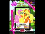 Живая 3D Раскраска «Мой маленький пони. Дружба – это чудо!»