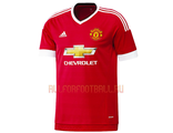 Манчестер Юнайтед домашняя футболка 2015-2016 Manchester United FC Home Kit 2015-2016