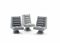 Office chairs (unpainted)