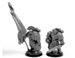 SPACE MARINE MKIV COMMAND SET