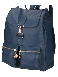 Рюкзак женский PYATO синий p-009