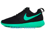 Кроссовки Nike Roshe Run бирюзовые