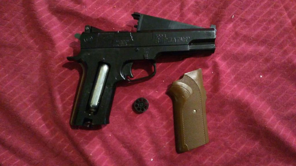Пневматические пистолеты б у - Пневматический пистолет