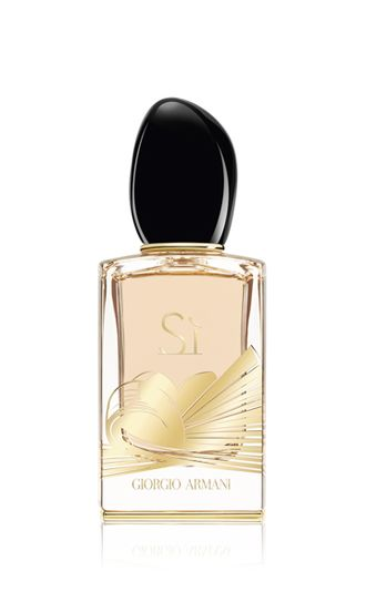Giorgio Armani Si Golden Bow Eau De Parfum Limited Edition 100ml